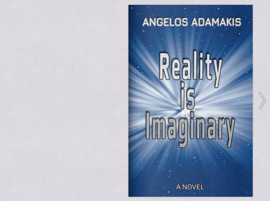 Reality is Imaginary - flipbook