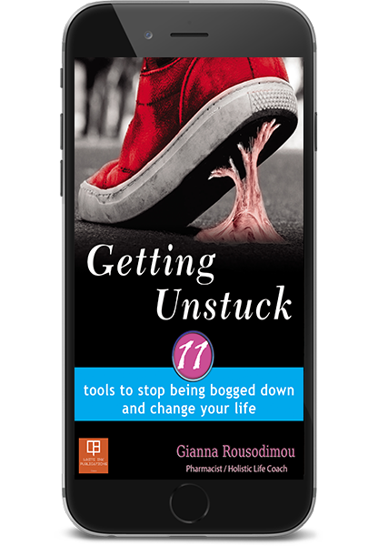 Getting Unstuck – Gianna Rousodimou