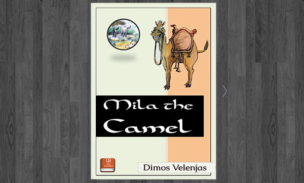 Mila-the-Camel-Dimos-Velenjas