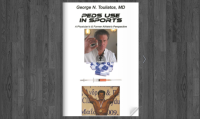 PEDS Use in Sports - George N.Touliatos,MD