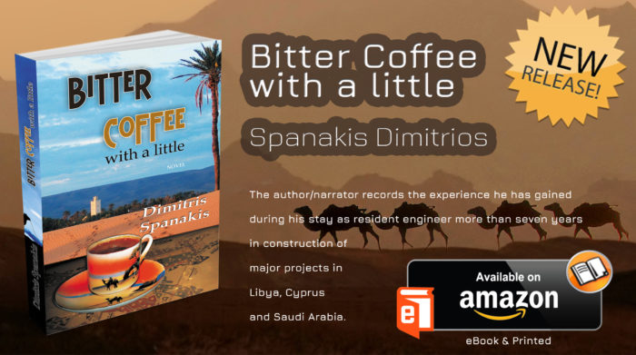 Bitter coffee with a little_flyer