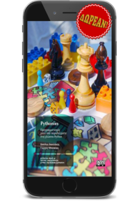 «Pythonies» – Προγραμματισμός μέσα από παραδείγματα στη γλώσσα Python