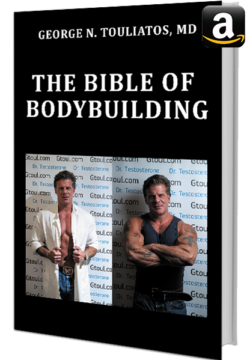The bible of bodybuilding – George Touliatos